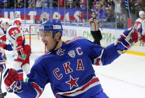 Poniedziałek z typem na mecz KHL Nizniekamsk kontra St.Petersburg  – kurs 2,10 u bukmachera Fortuna