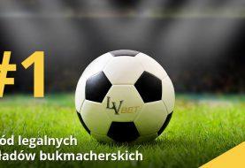 LV BET Zakłady Bukmacherskie oficjalnie numerem jeden wśród bukmacherów!