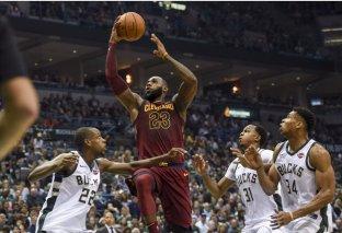 Lebron James, czyli najlepszy koszykarz w NBA - typ na spotkanie pomiędzy Cavaliers a Pacers