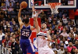 Marcin Gortat  i jego Washington Wizards zagrają z Denver Nuggets