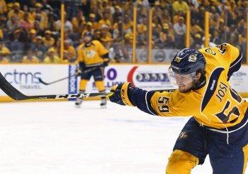 Predators kontra Knights w NHL – typ po kursie 2,03 w zakładach bukmacherskich LVBET