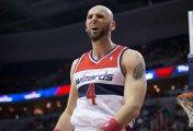 Początek playoffów w NBA z Marcinem Gortatem w tle - Raptors vs Wizards