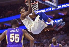 Typ na poniedziałek w NBA - Philadelphia 76ers vs New York Knicks