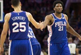 Typ po kursie 2.18 z oferty Fortuny na niedzielne wydanie NBA z Nets i 76ers