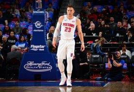 Detroit Pistons vs LA Lakers - typ z oferty Fortuny na poniedziałkowe wydanie NBA