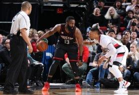 Portland Trail Blazers - Houston Rockets: spotkanie na szczycie NBA i typ z oferty LVBET
