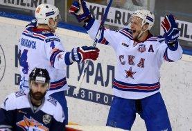 Typy bukmacherskie na KHL – rozpędzone SKA i kupon AKO 2,8