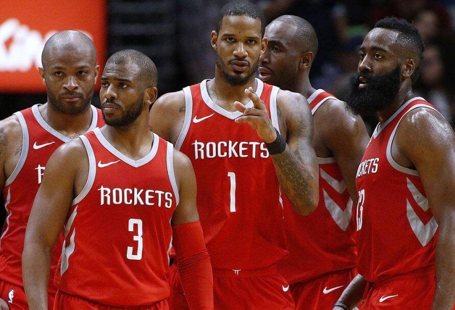 Czy Houston Rockets utrzymają nadzieje na awans do finałów? Typ z oferty Fortuny