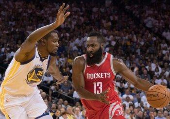 Rockets czy Warriors - kto wygra mecz numer 5 Finałów Zachodu?