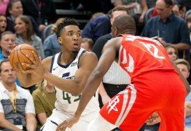 Mecz numer 3 pomiędzy Utah Jazz a Houston Rockets i typ z oferty Totolotka