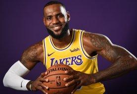Typ po kursie 5.50 na debiut Lebrona Jamesa w barwach LA Lakers!