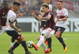Milan vs Genoa - typ na zaległe spotkanie Serie A z oferty LVBET zakłady bukmacherskie