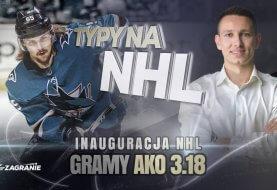 Typy NHL - czas, start! Gramy o potrojenie stawki