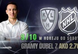 Mieszamy KHL z NHL i gramy dubel z AKO 2,76