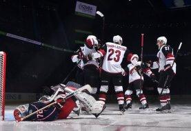Dwa kupony bukmacherskie na sobotnią noc NHL – to co z tymi Kojotami?