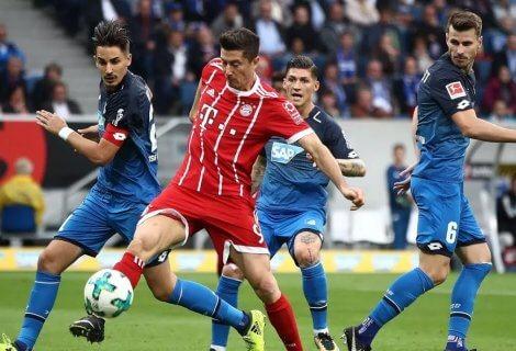 Typy w piłce nożnej na piątek, czyli powrót Bundesligi - Hoffenheim vs Bayern